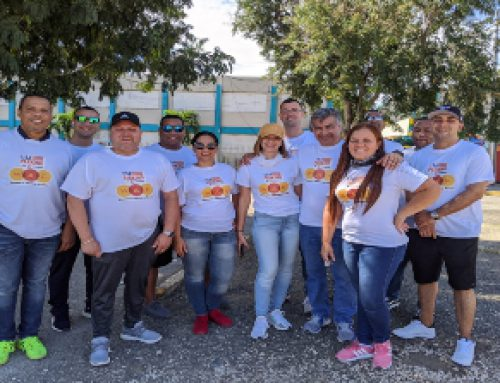 The WAF Puerto Rico Chapter is supporting their community!