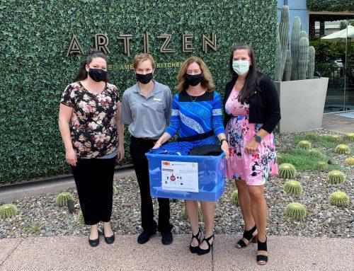 WAF Arizona Helps Women Dress for Success