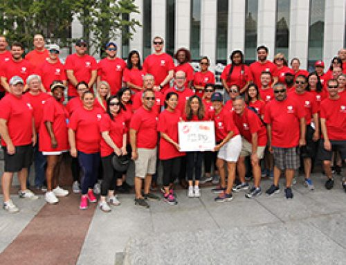 WAF Chicago Chapter Participates in Heart Walk