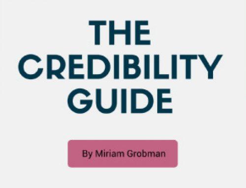 The Credibility Guide