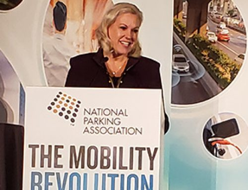 NPA Honors Nicole Hankins with First Women in Parking Impact Award
