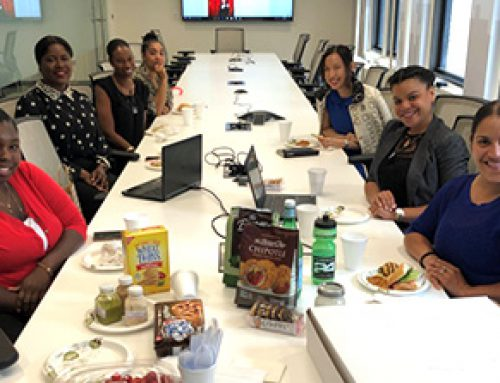 December New York Chapter Lunch and Learn