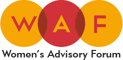 SP+ Women's Advisory Forum Logo