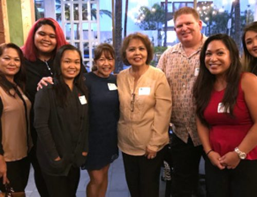WAF Sponsors SP+ Team to Attend Hawaii Women in Lodging & Tourism Event
